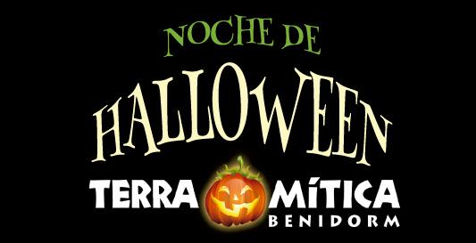 Especial noche de Halloween en Terra Mítica