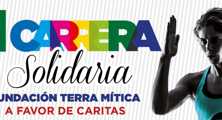 2ª Carrera Solidaria Fundación Terra Mítica a favor de Cáritas