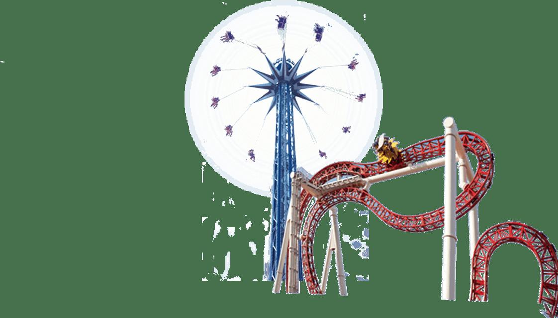 Benidorm Theme Park, fun and thrills at Terra Mitica